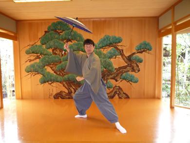 大好き日本舞踊