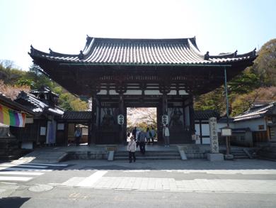 石山寺です。